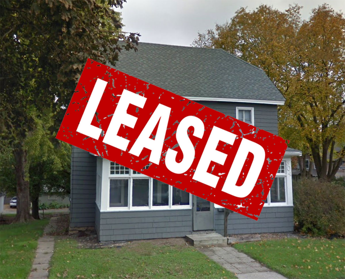 304 W Pleasant Street LEASED