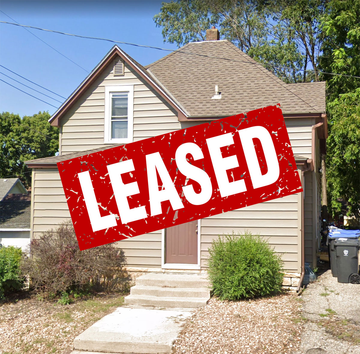414 Madison Street LEASED