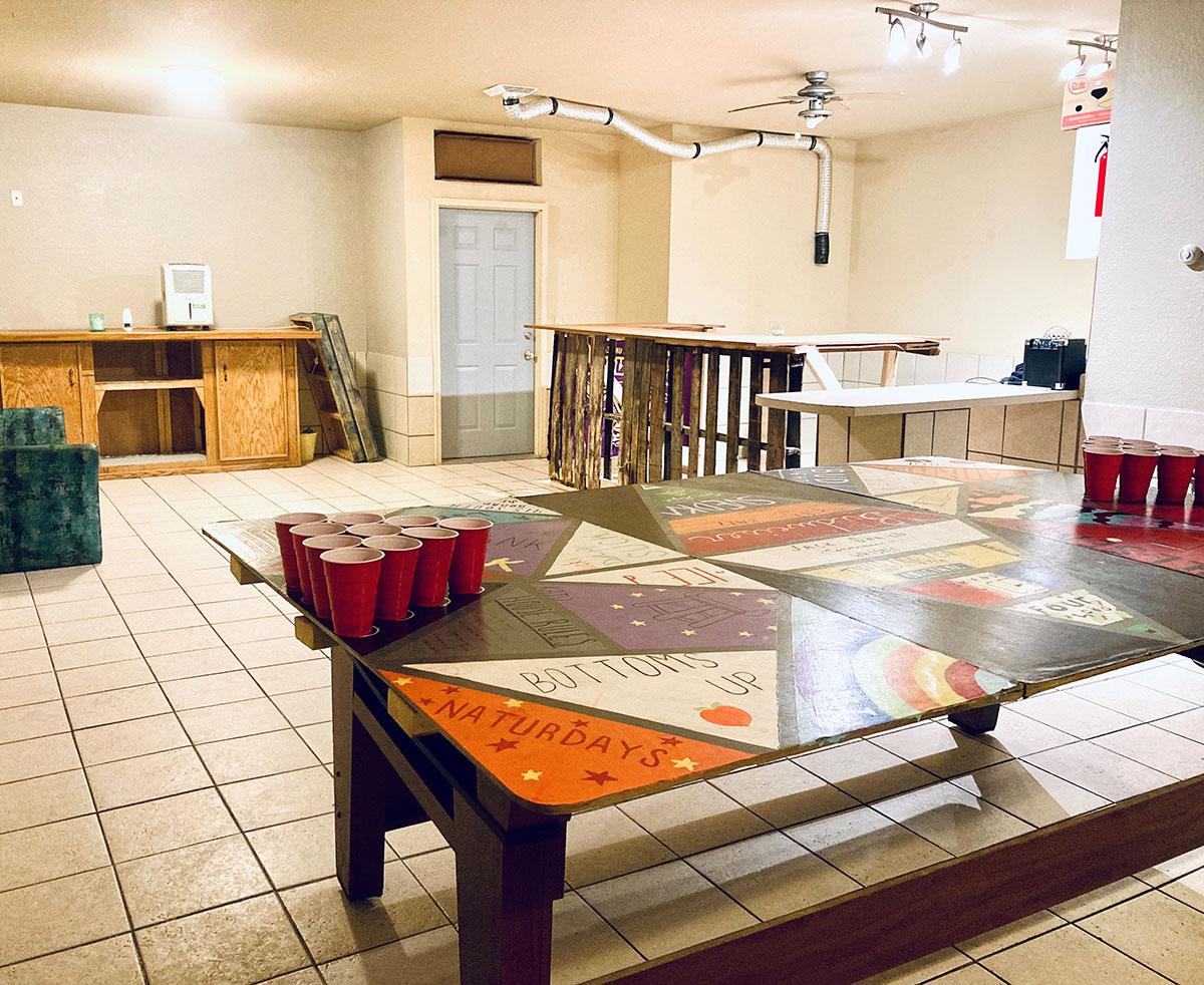 415 S Broad Street Game Room