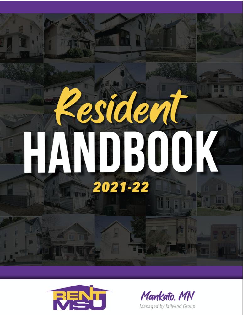 RentMSU Resident Handbook
